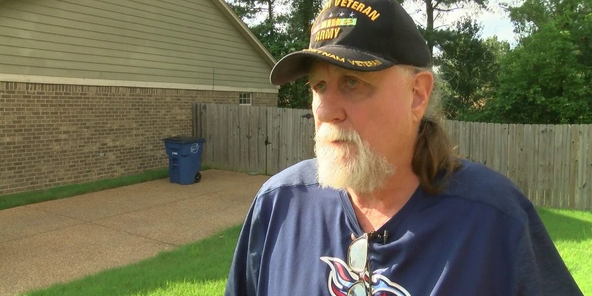 Olive Branch man says he was scammed by contractor