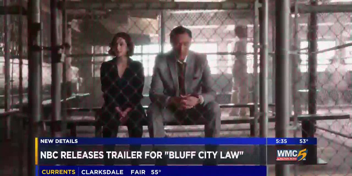 NBC releases first look at Bluff City Law