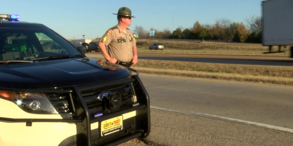 THP increasing patrols along I-40 for holiday traffic