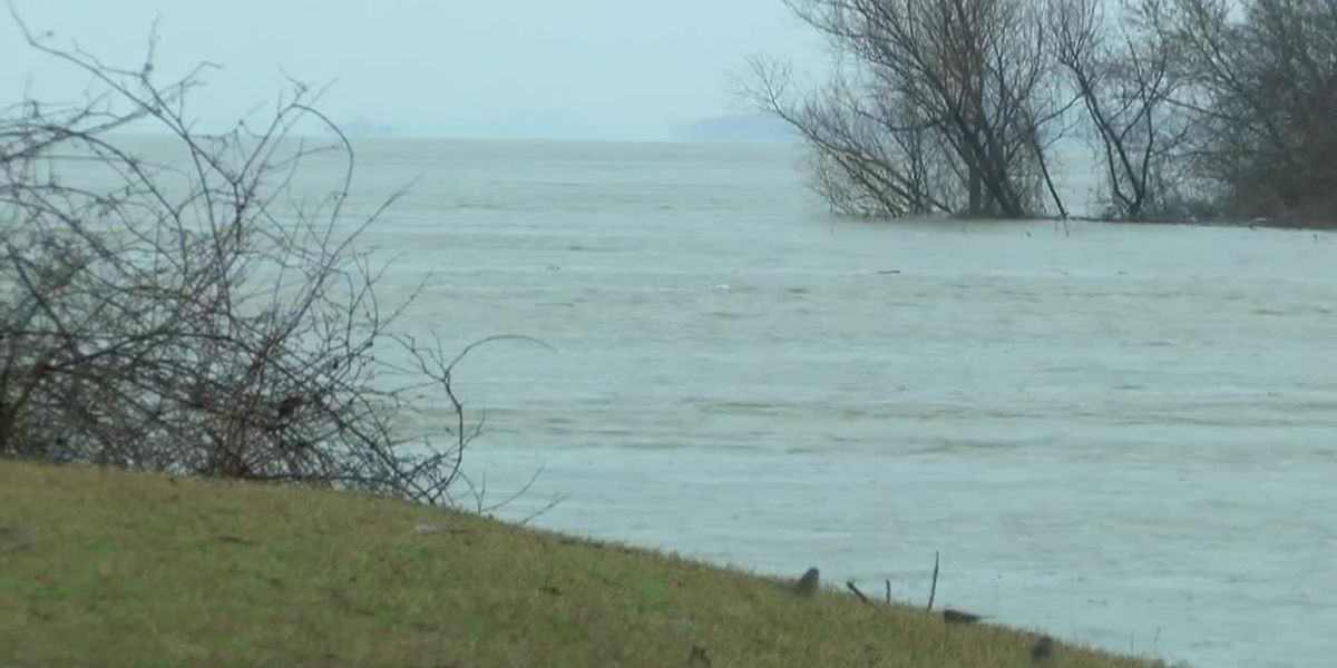 Mississippi River expected to crest next Thursday