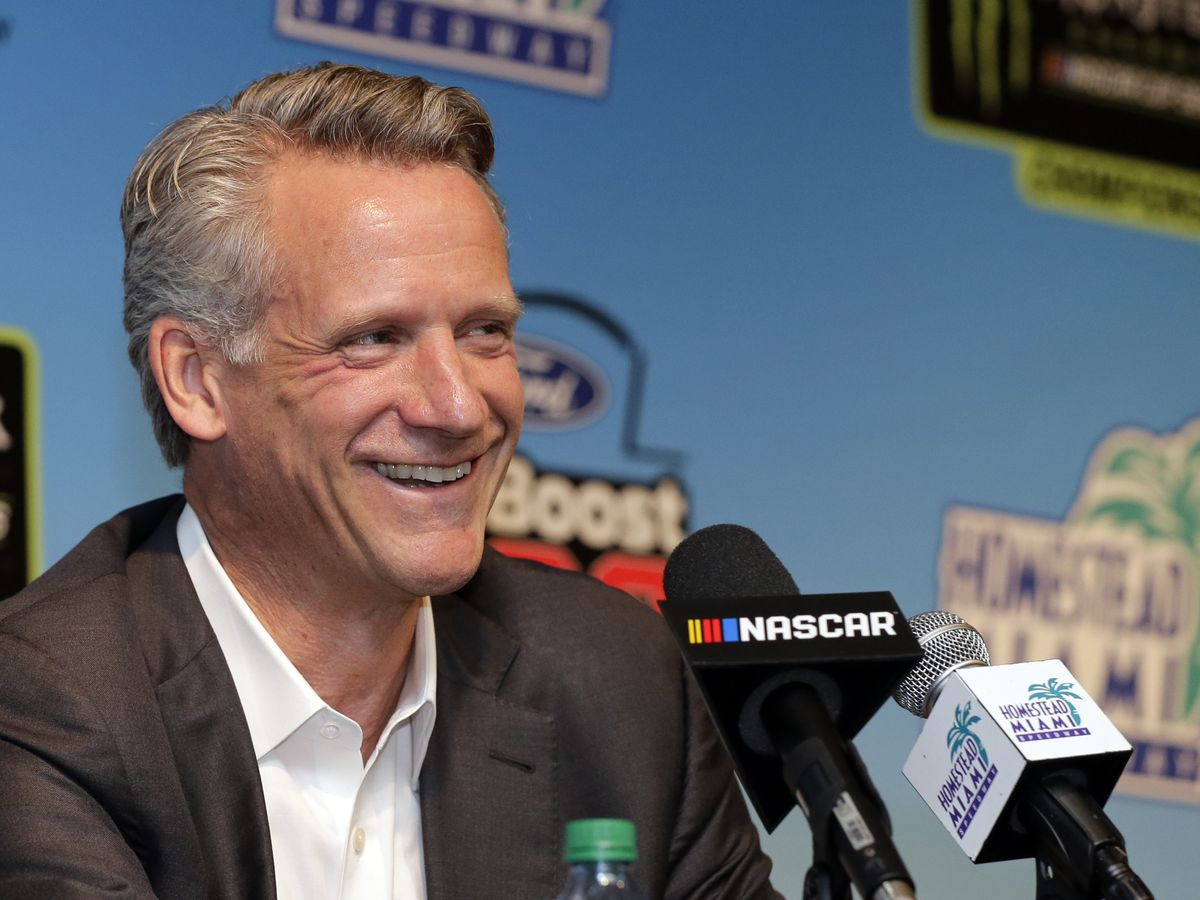 NASCAR will consider all ideas for changes to sport
