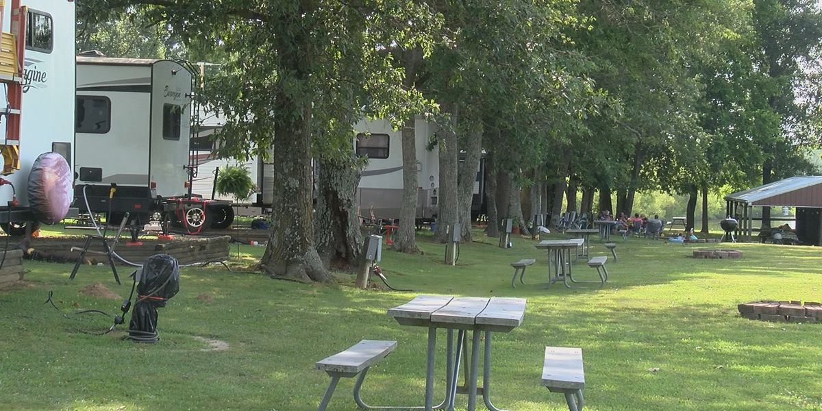 Campground owners are seeing more people due to COVID-19