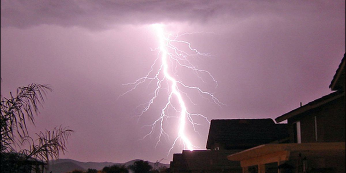 Breakdown: How to stay safe during lightning