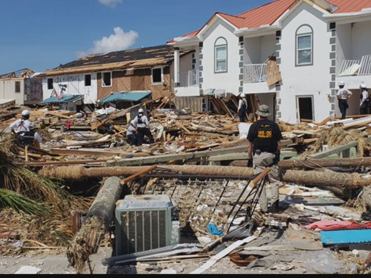 Tennessee Task Force 1 returns from helping Hurricane Michael victims