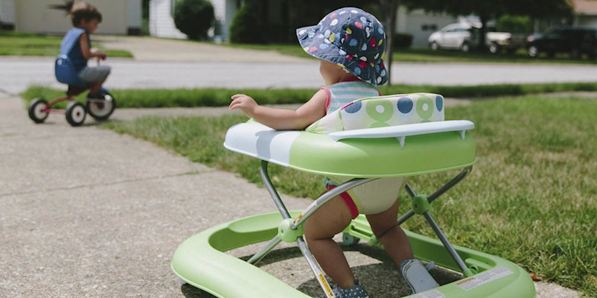 Infant walkers send thousands to hospital each year