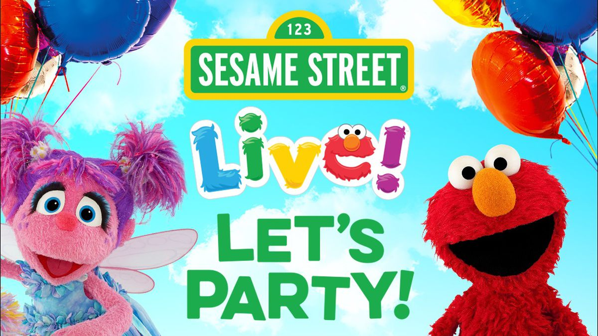 Enter for a chance to win a 4-pack of tickets to Sesame Street Live!