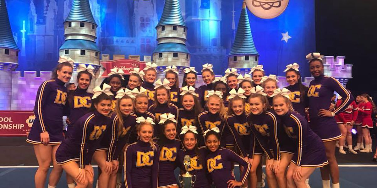 Four Mid-South cheer teams bring home national championships