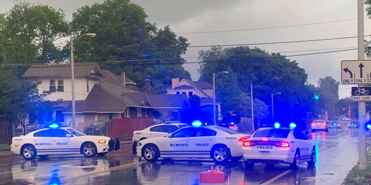 Several homes hit by bullets in Watkins and N. Parkway shooting
