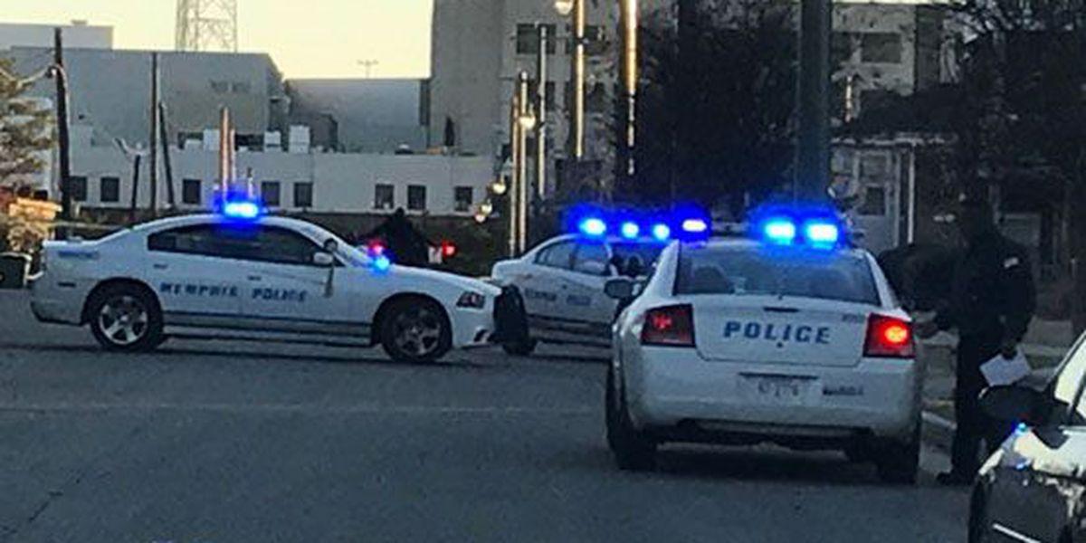 2 shot near Memphis Medical District