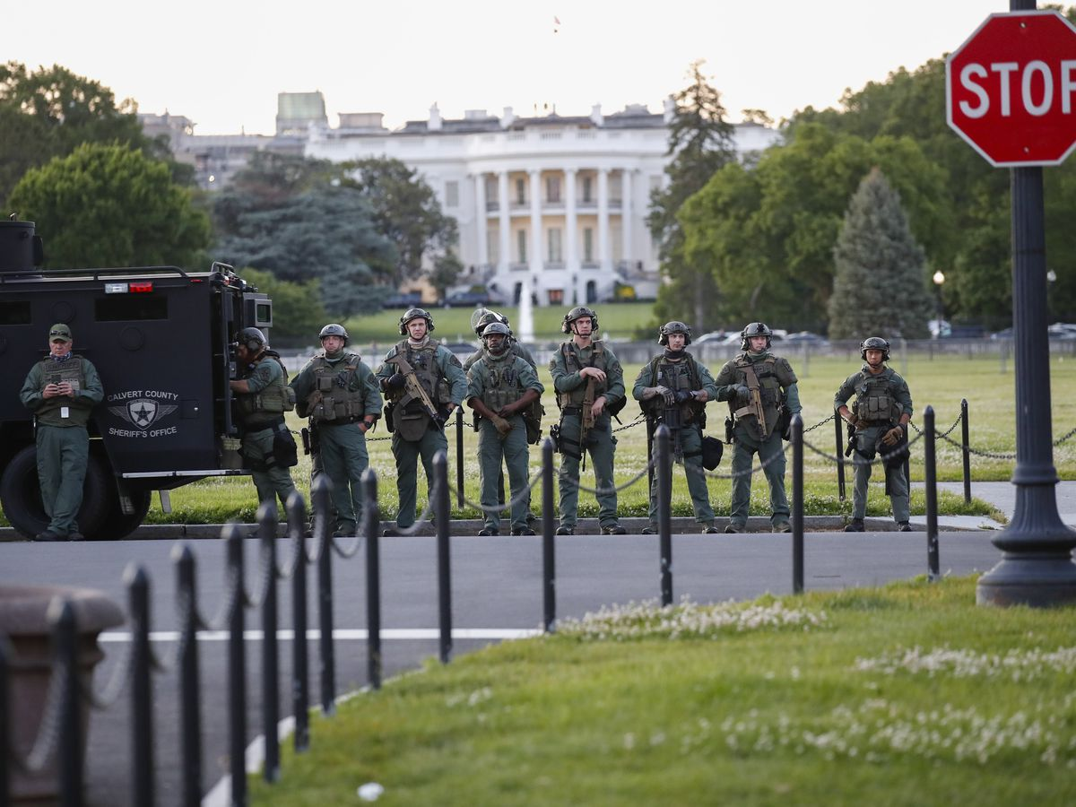 Barr vows 'even greater' law enforcement resources in unrest