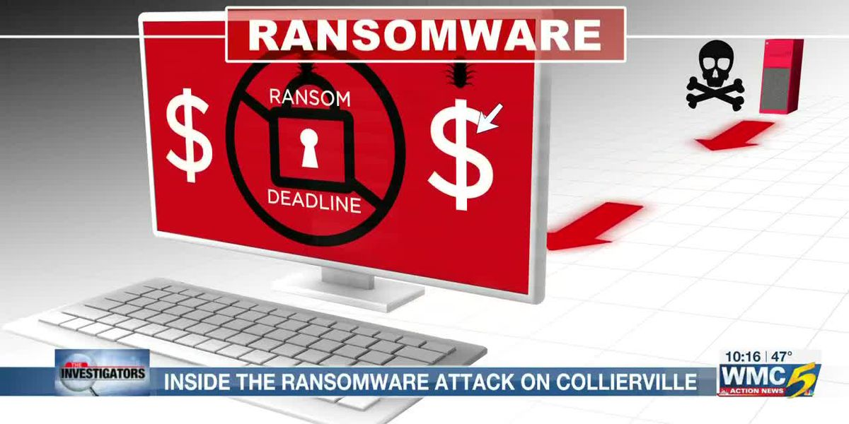 The Investigators: Collierville ransomware attack cost over $100,000; town now considering legal act
