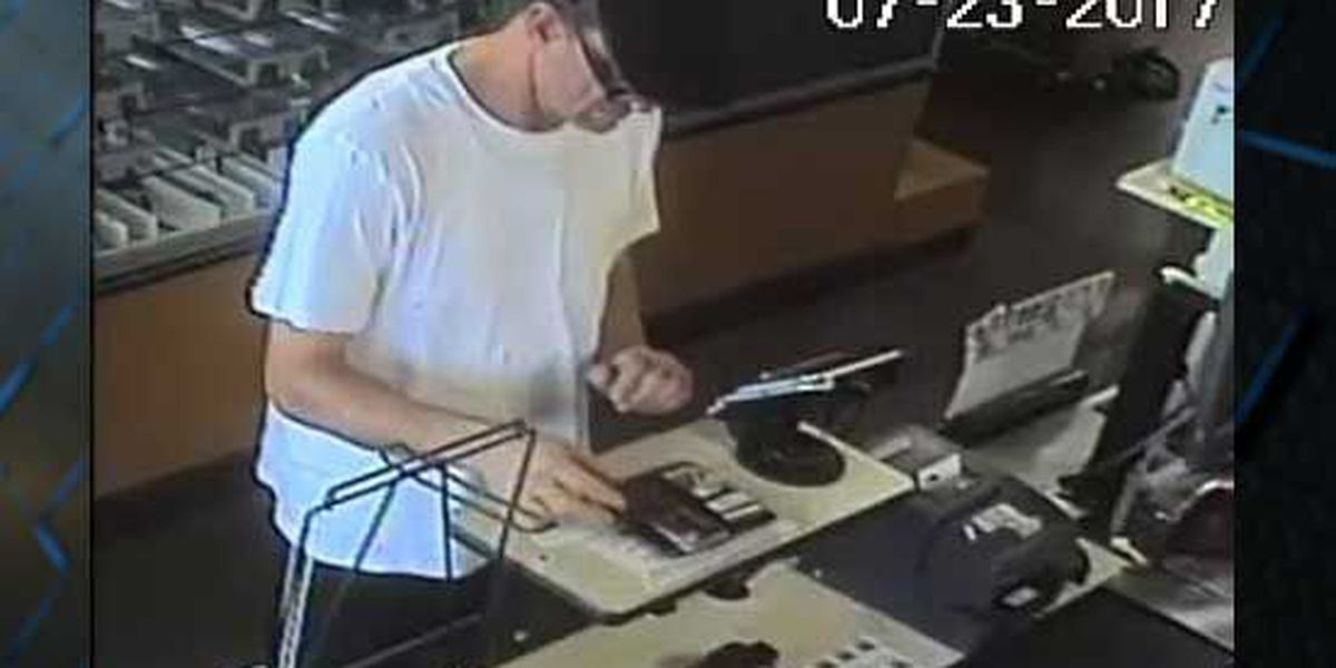 Man breaks into vehicles, steals credit cards