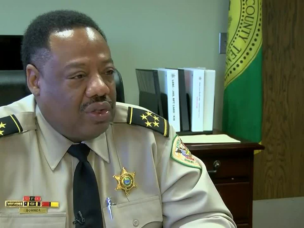 Deputy 'doing well' after being shot on duty, sheriff says