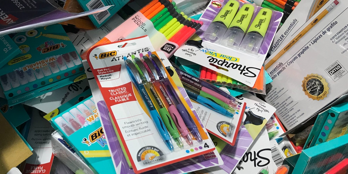 Shelby Co. Schools hosting school supply drive for students today