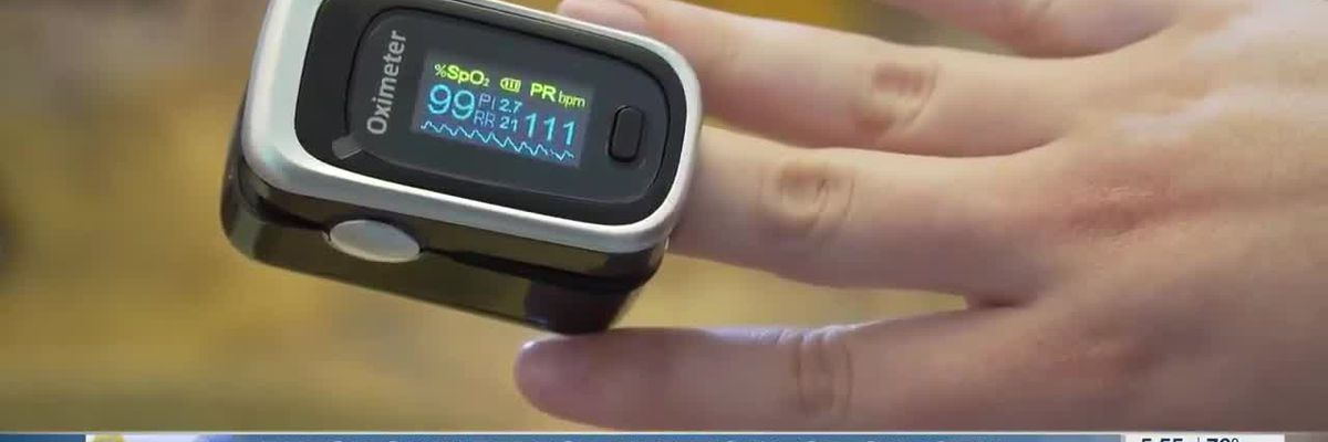 Best Life: Pulse oximeters help monitor oxygen levels from home