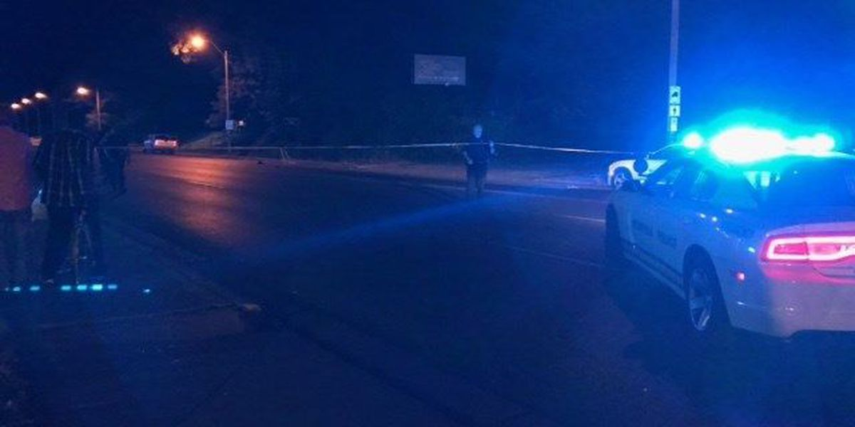 Person hit, killed by vehicle on S. Parkway