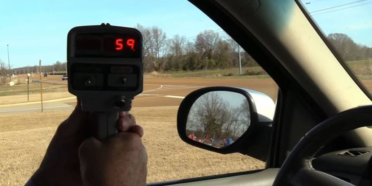 DeSoto Co. Sheriff shows why deputies need radar