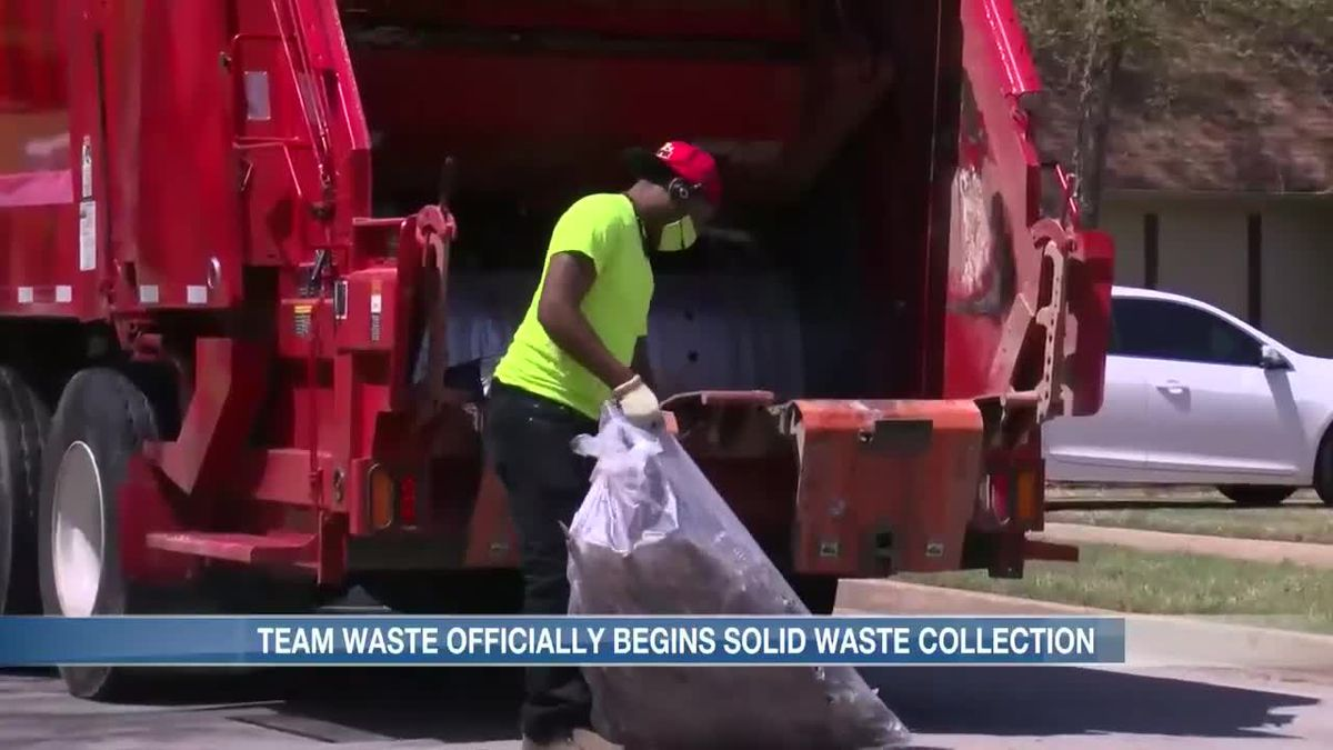 Team Waste takes over trash collection for Waste Pro