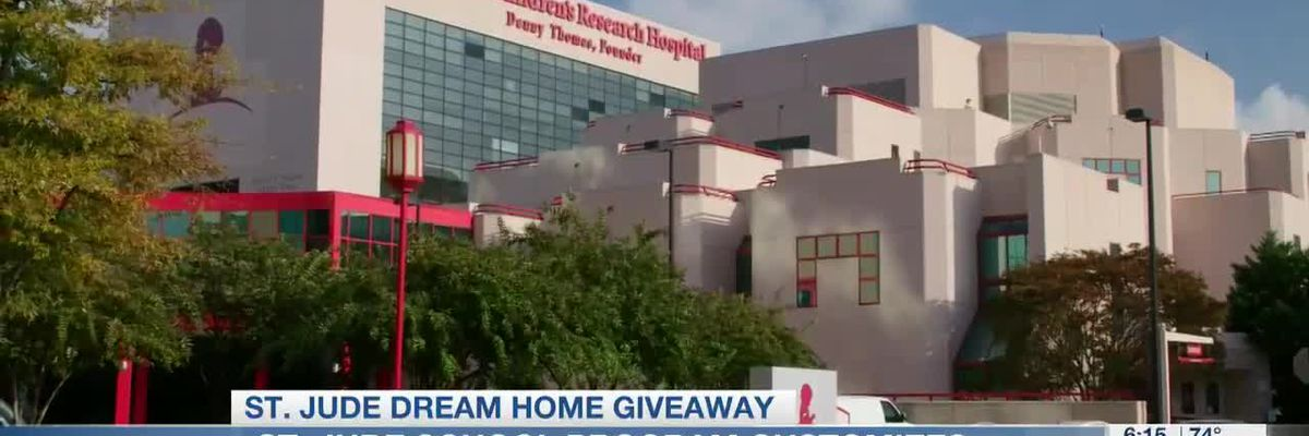 Support St. Jude School Program in the annual dream home giveaway