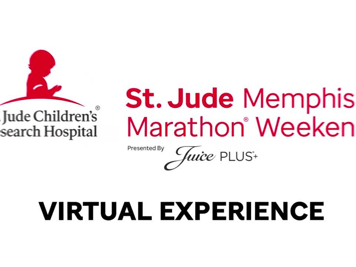 St. Jude Memphis Marathon week is here! Here's how to get the most out of the virtual experience
