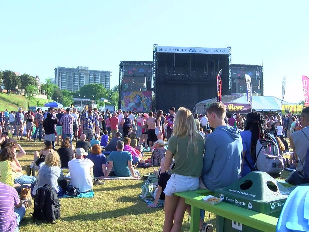 Pre-sale passes available now for 2019 Beale Street Music Festival
