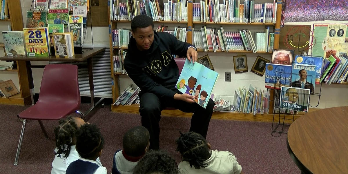 Students receive culturally-sensitive books through 'I Love Reading' initiative