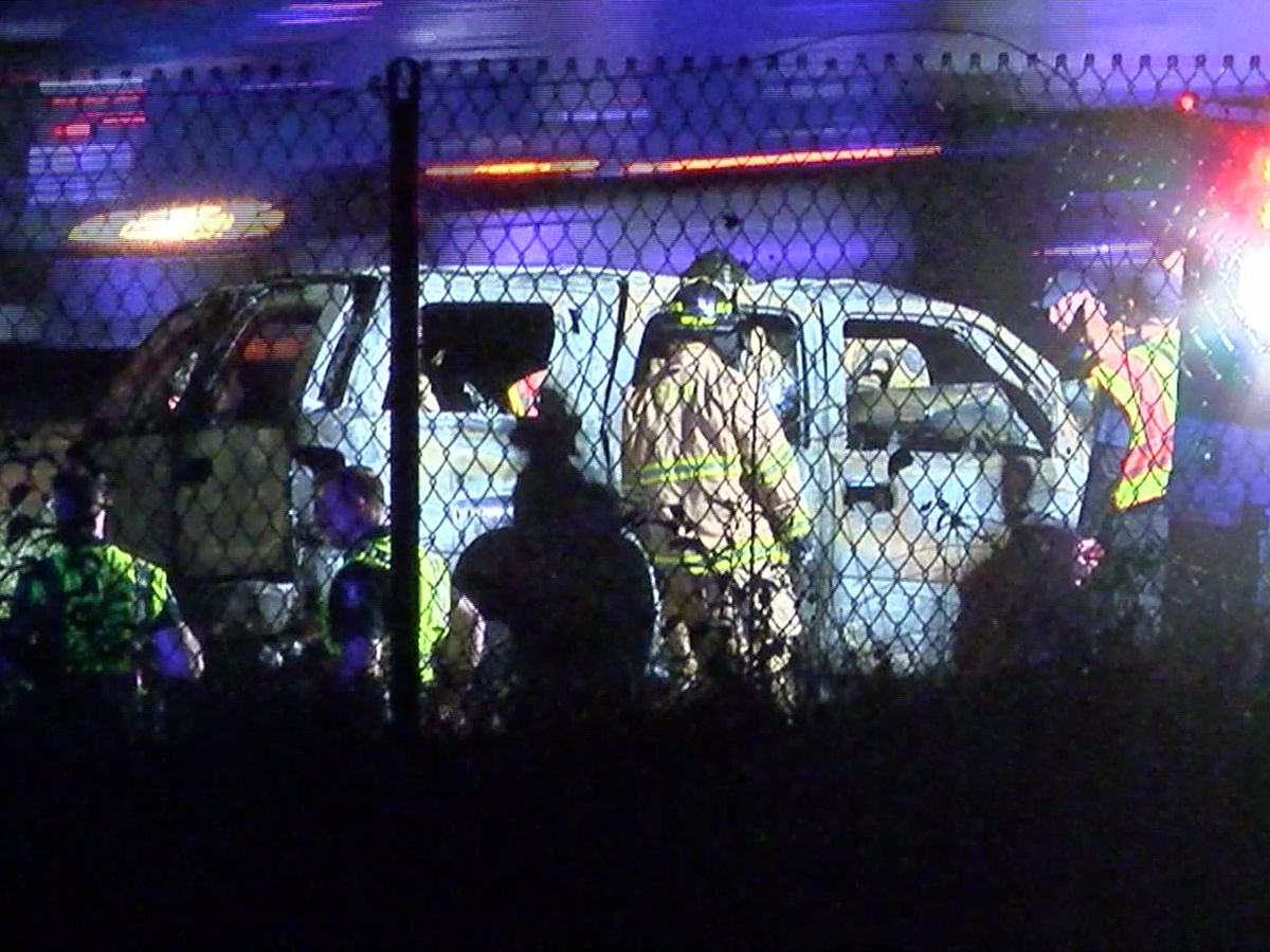 1 killed in I-55 crash