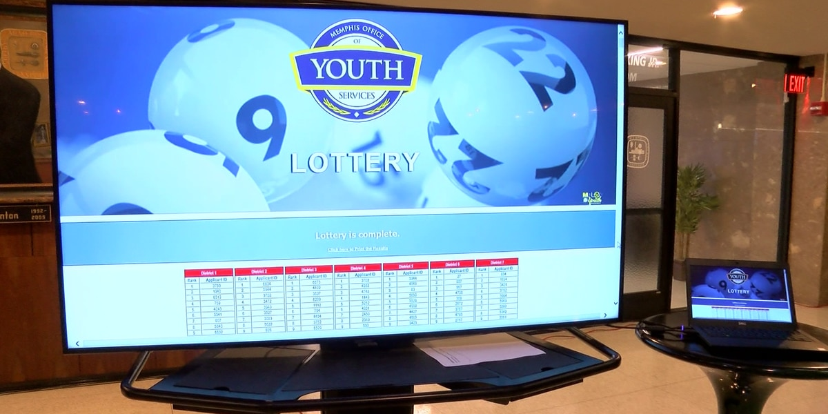 City of Memphis hosts MPLOY lottery drawing