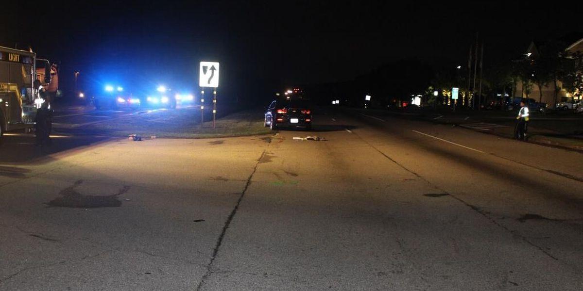 Memphis man struck, killed in Ga. crash