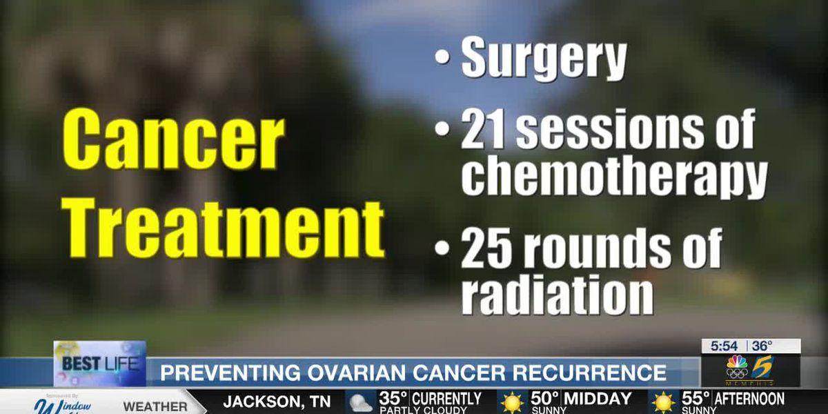 Best Life: Preventing ovarian cancer recurrence risk