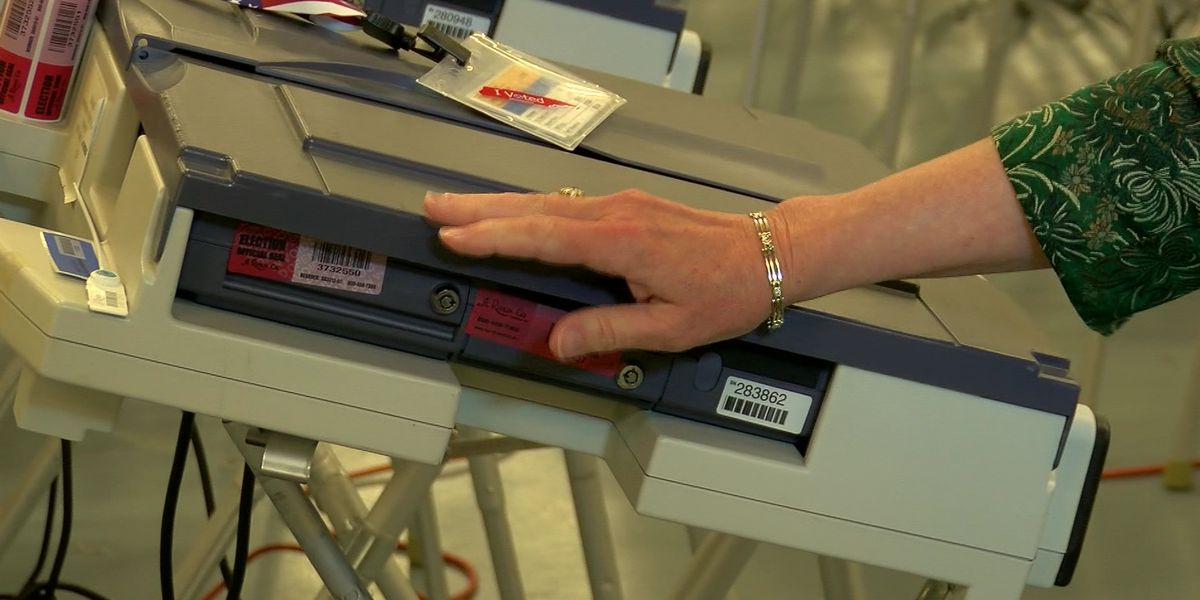 Election security top of mind in Tennessee