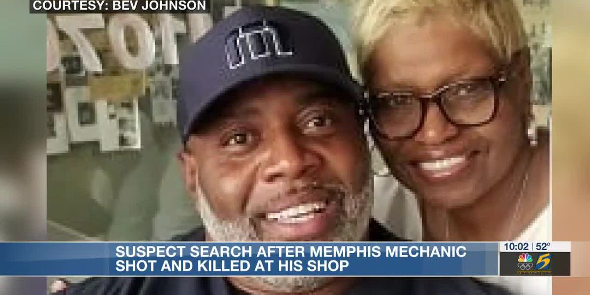 Memphis mechanic murdered in his shop during armed robbery