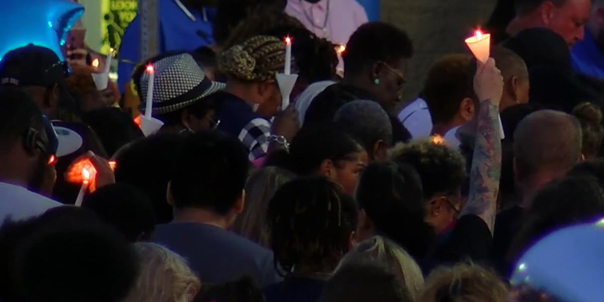 Southaven Walmart shooting victims honored with second vigil