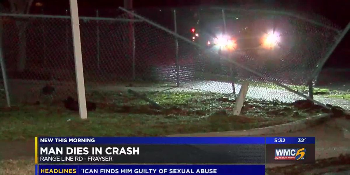 Memphis police investigating deadly crash
