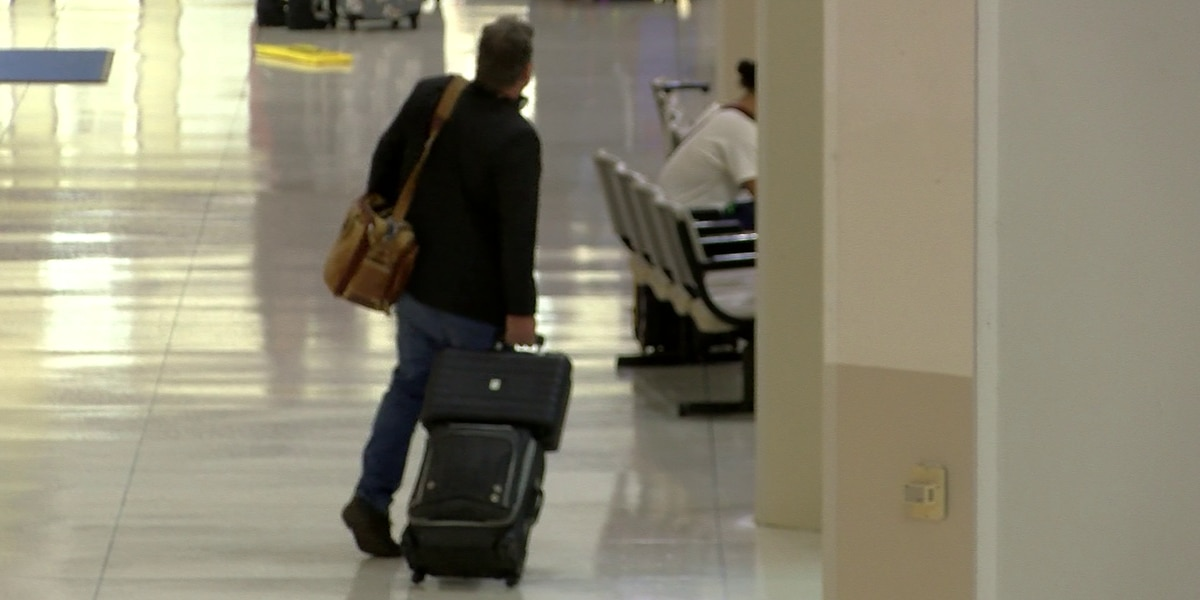 Memphis International Airport sees passenger decrease during coronavirus pandemic