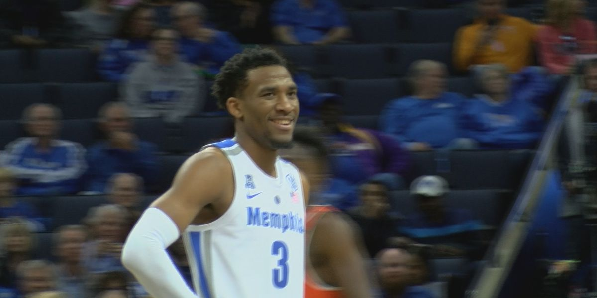 Memphis Tigers roll over Florida A&M 96-65
