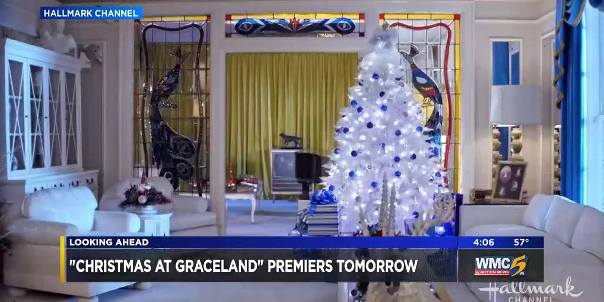 'Christmas at Graceland' premieres Saturday