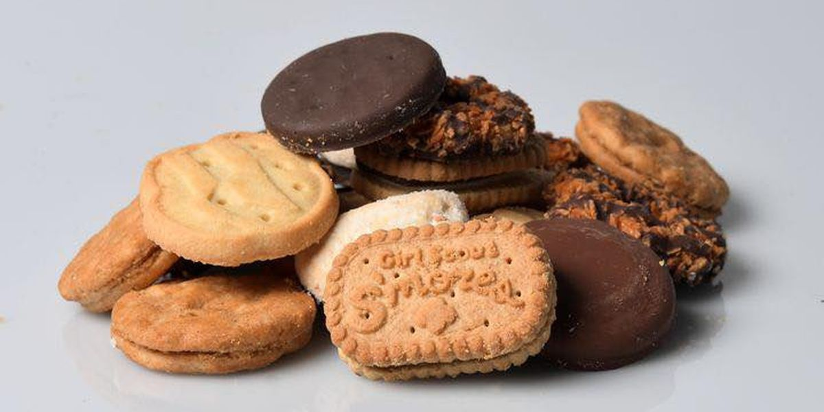 Get Girl Scout Cookies delivered by GrubHub in the Mid-South
