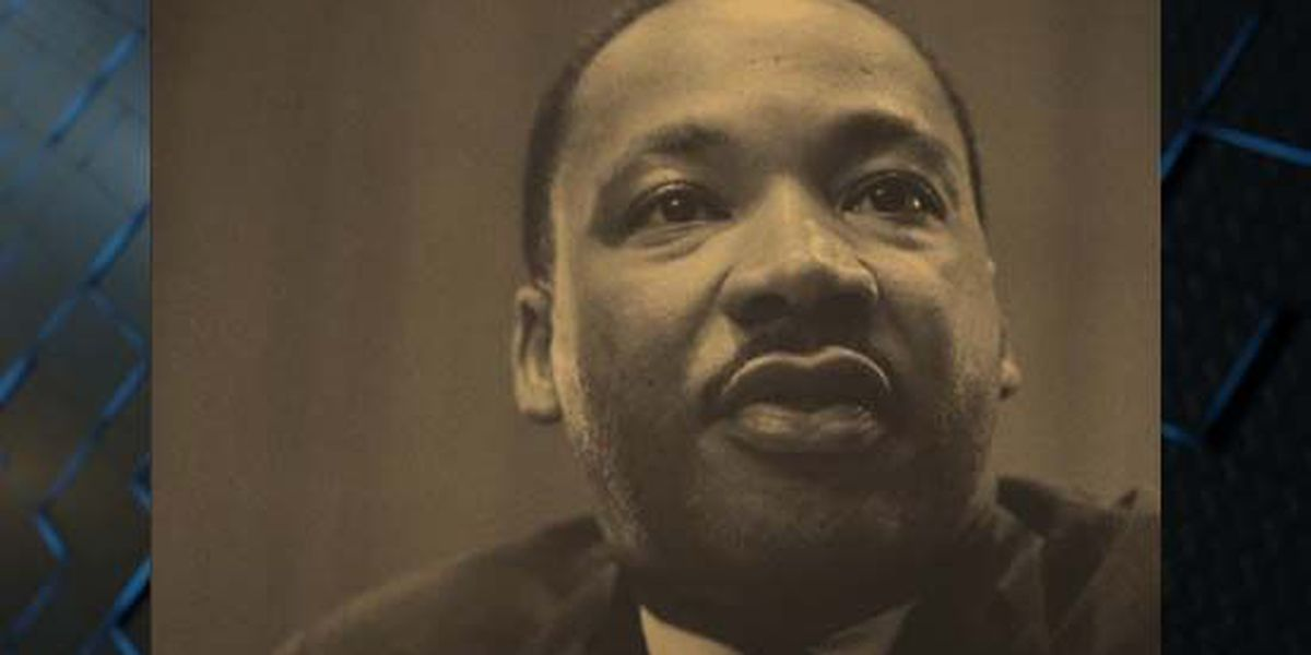 TN fraternity honors former member MLK Jr.