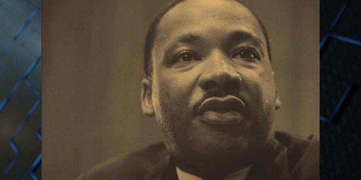 TN fraternity honors former member MLK Jr.