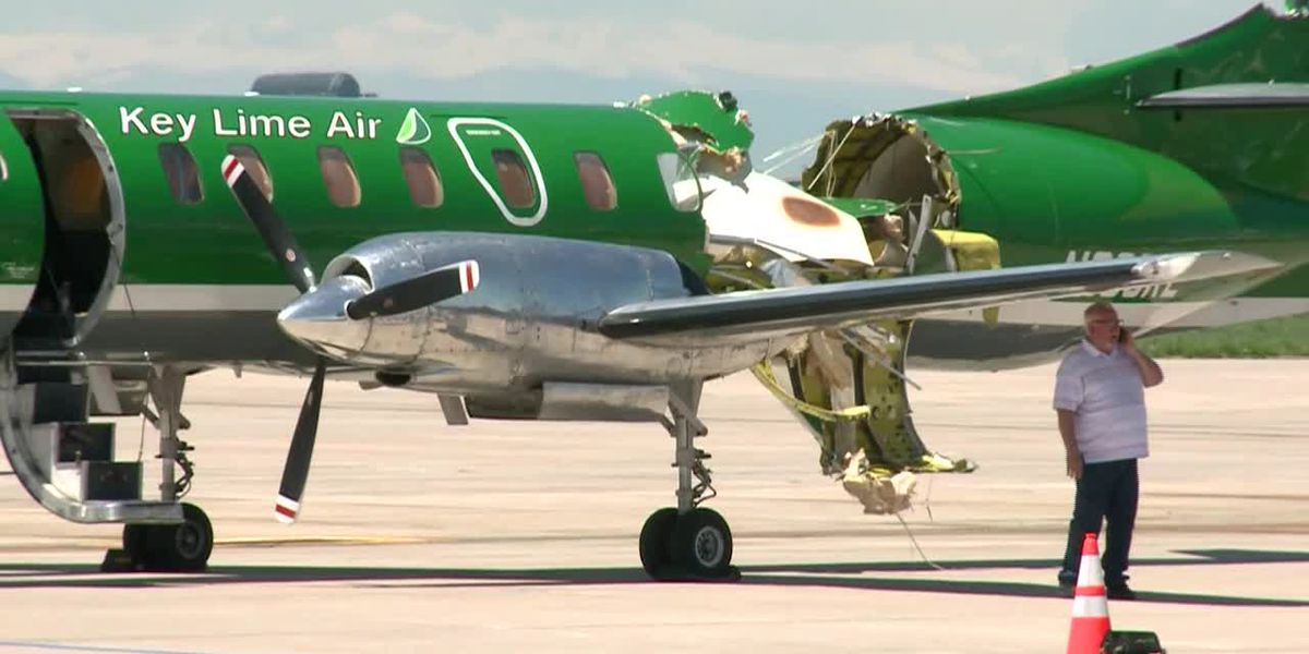 Official: 'Amazing' that no one injured after planes collide midair