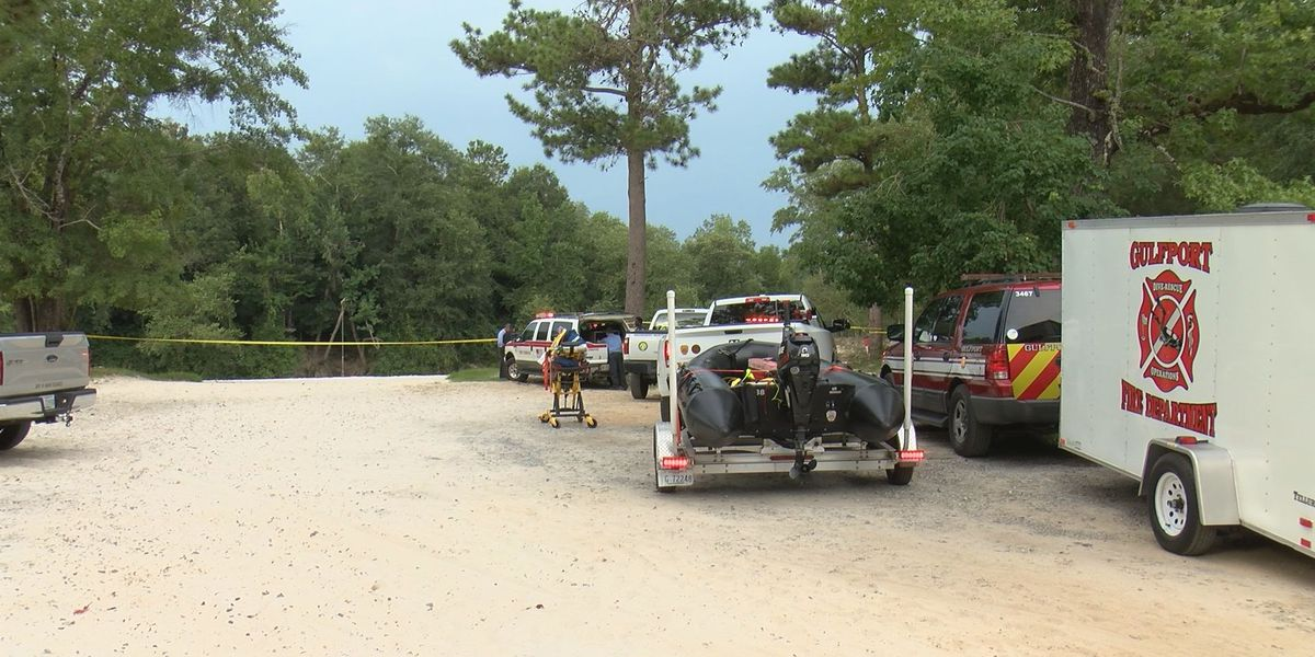 Three 14-year old boys identified after drowning in Biloxi River