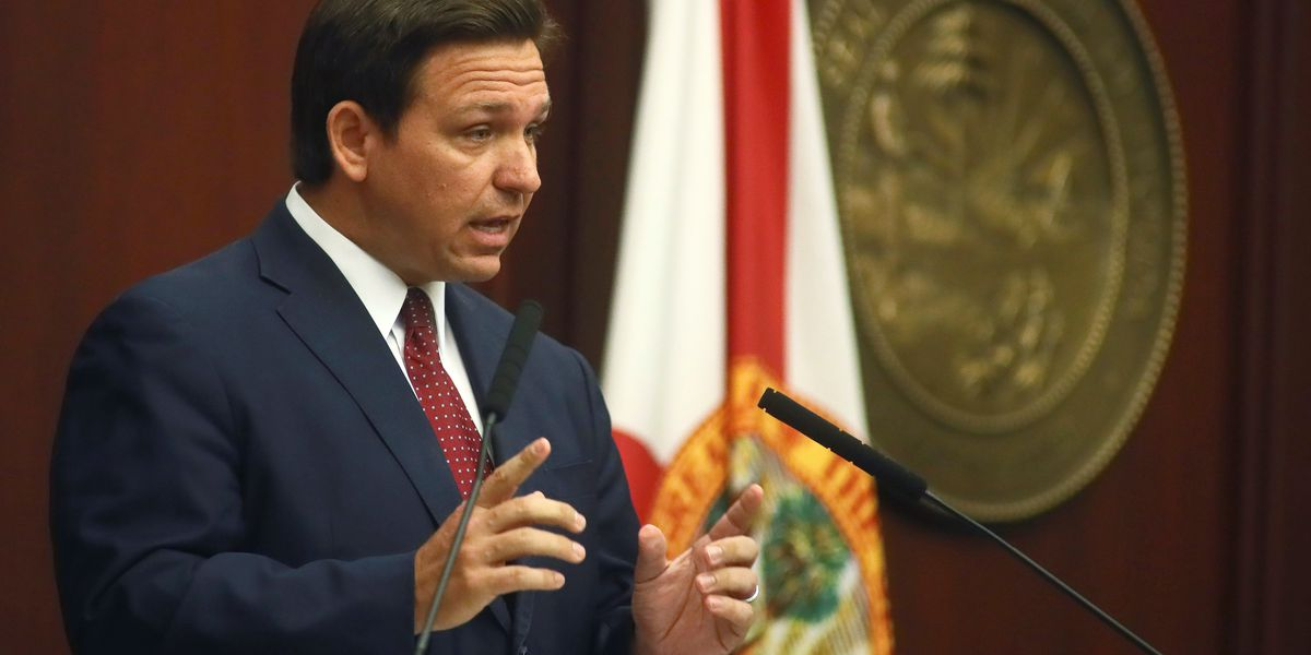 Florida gov. signs GOP voting law critics call 'un-American'