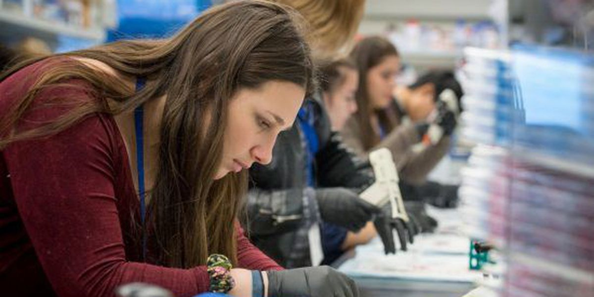 St. Jude program offers students first-hand scientific experience