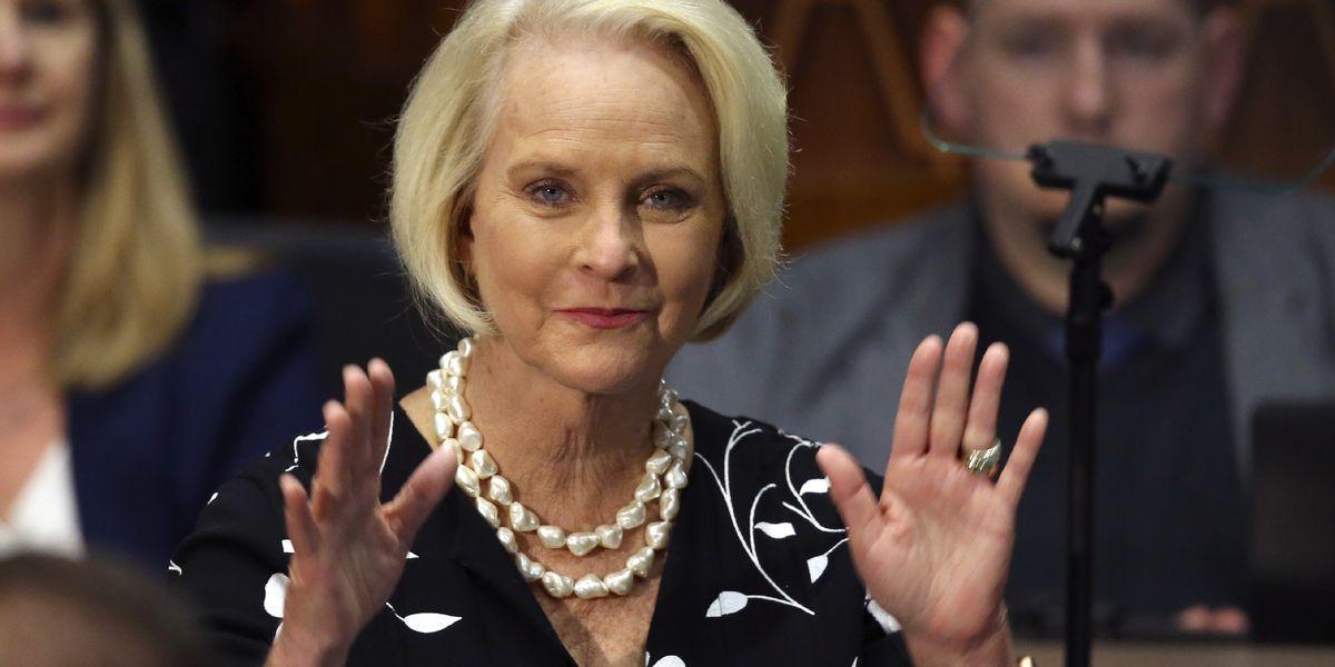 Cindy McCain endorses Biden for president in rebuke of Trump