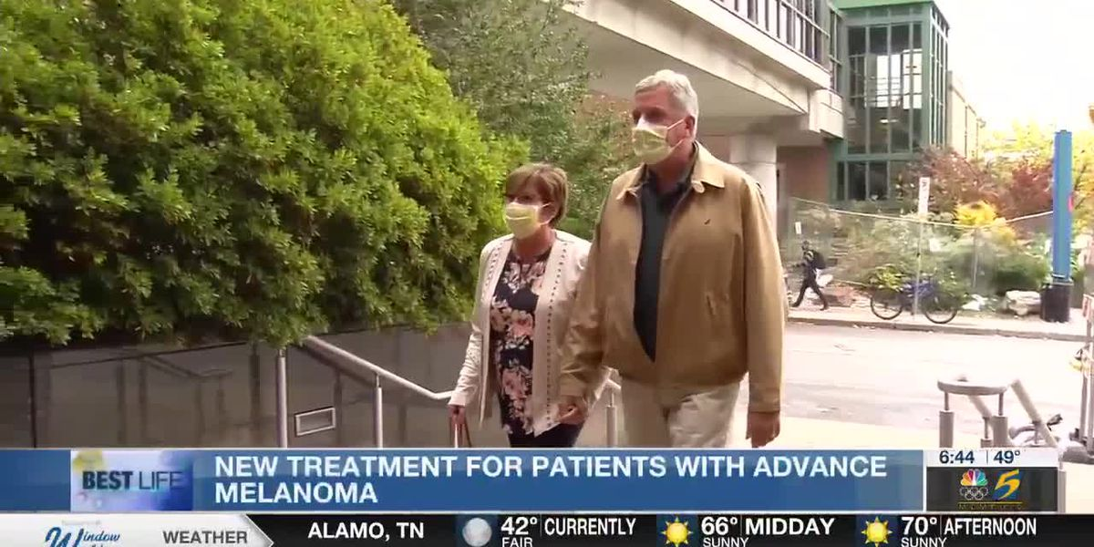 Best Life: New treatment for melanoma patients