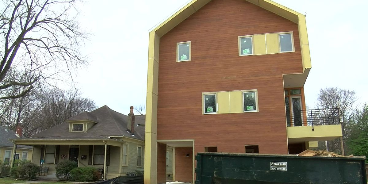 Midtown neighbors fight new town homes, say design doesn't match the area