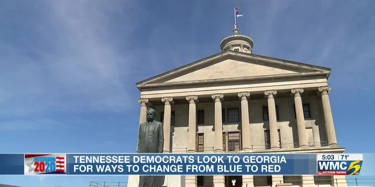 TN Democrats look to Georgia as a roadmap to grow support statewide