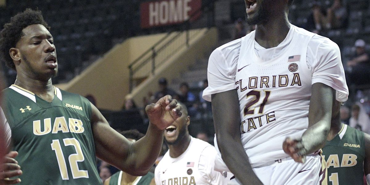 The Latest: No. 14 Florida St to face No. 19 LSU at AdvoCare