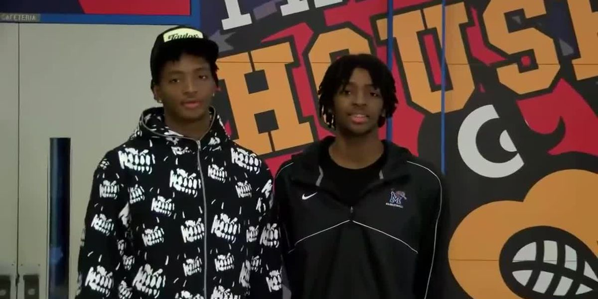 Johnathan and Chandler Lawson commit to Memphis men's basketball